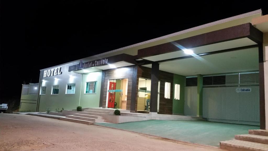 Hotel Portal do Corrente (Brasil Santa Maria da Vitória ...