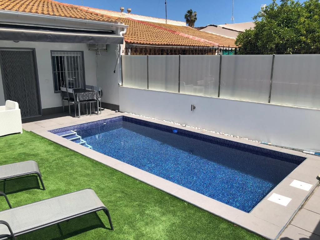 Casa de vacaciones Casa Pequeno (España San Javier ...