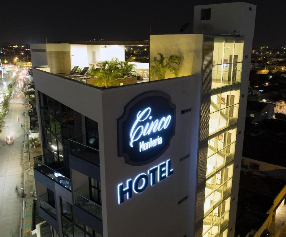 Hotel Cinco Monteria, Montería – Precios actualizados 2019