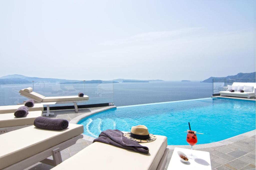 Hotel Santorini Secret Suites Spa Oia Greece Booking Com