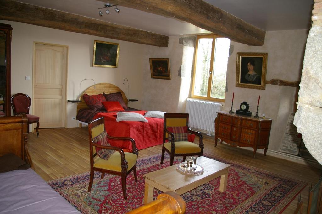Chambre d'hôtes de Pirieuc