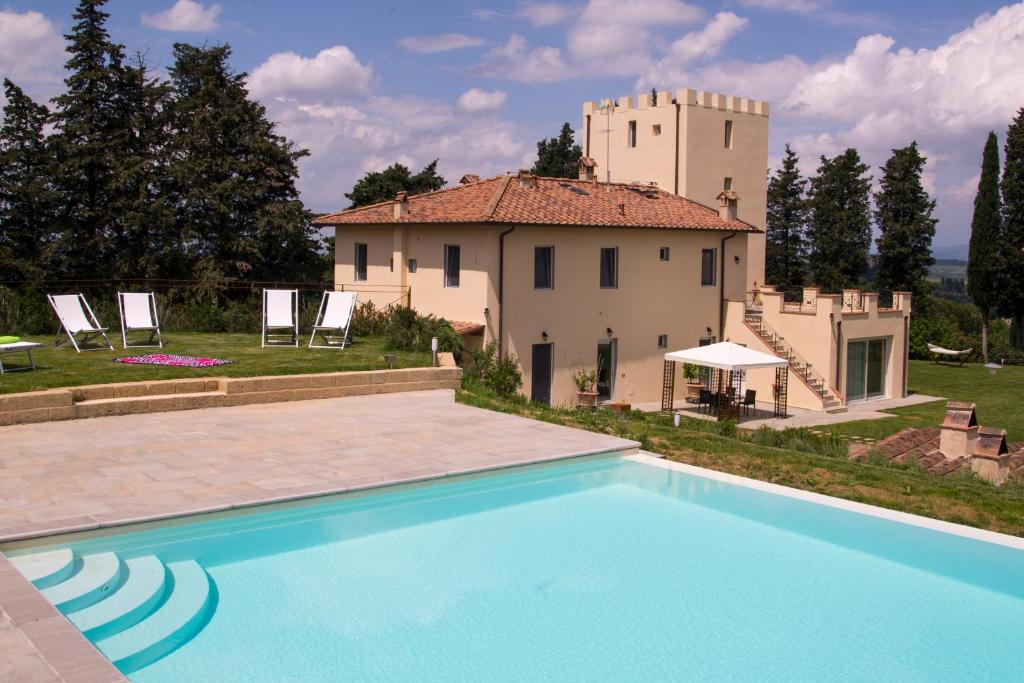 Villa la torre, Montespertoli, Italy - Booking.com