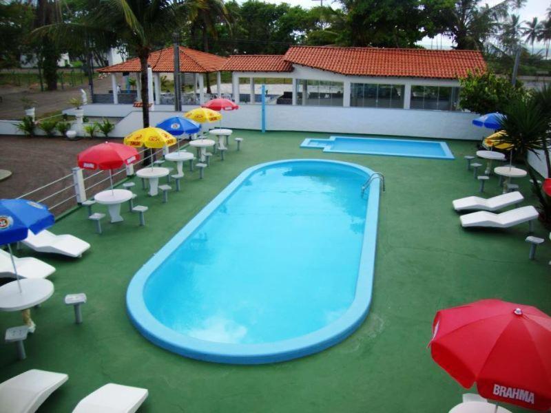 The swimming pool at or near Hotel Pousada Terras do Sem Fim