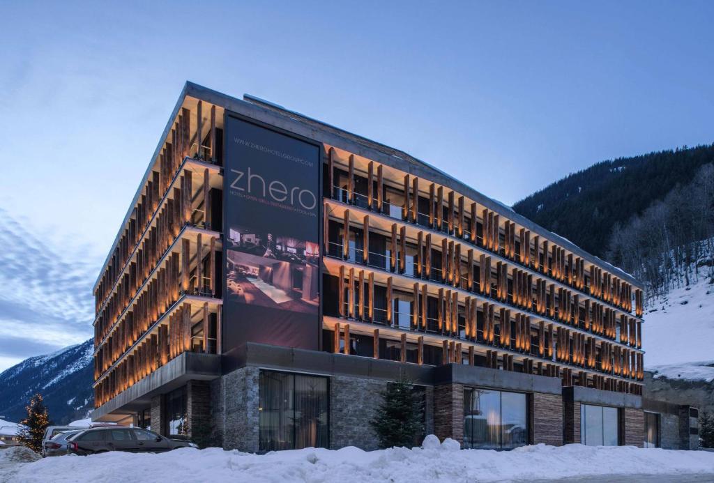hotel zhero ischgl kappl austria