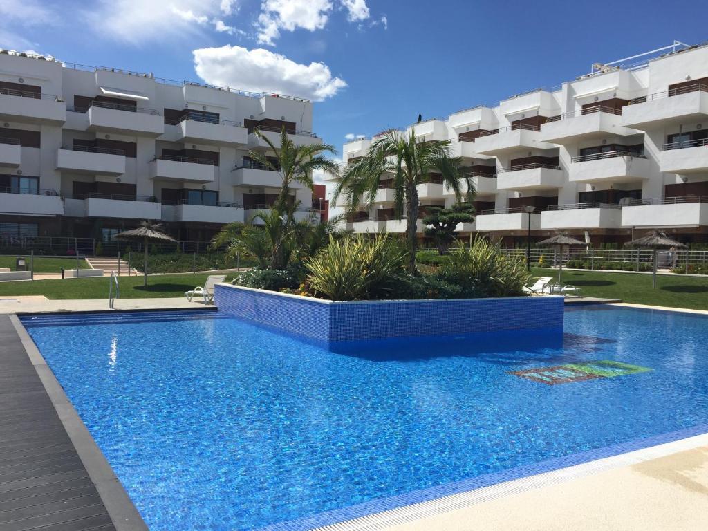Apartment Terrazas De Campoamor Penthouse Playas De