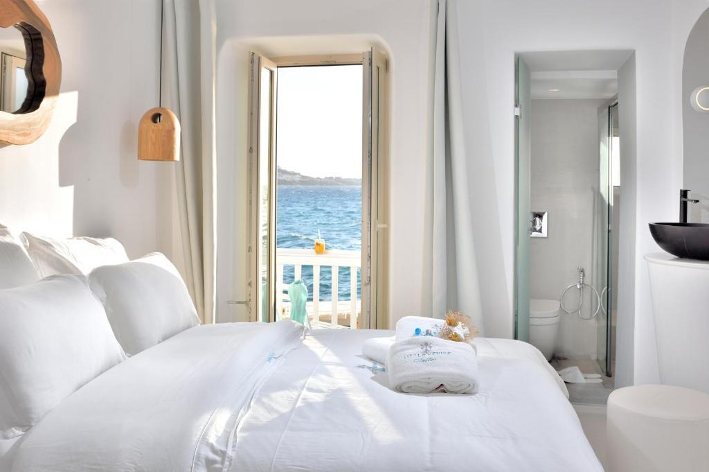 142963999 - Onde se hospedar em Mykonos: Como escolher um hotel bom e barato na ilha mais cara da Grécia - mykonos, ilhas-gregas, grecia