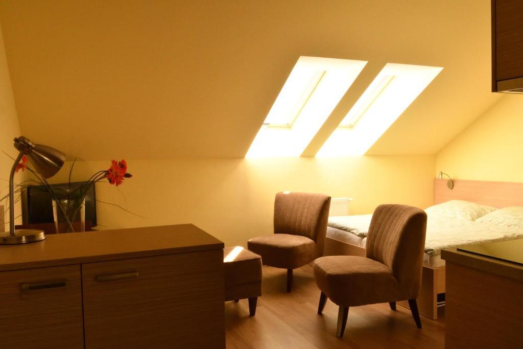 Posedenie v ubytovaní Vendelin Apartmany