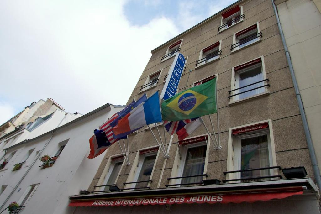 Edifici on està situat l'alberg