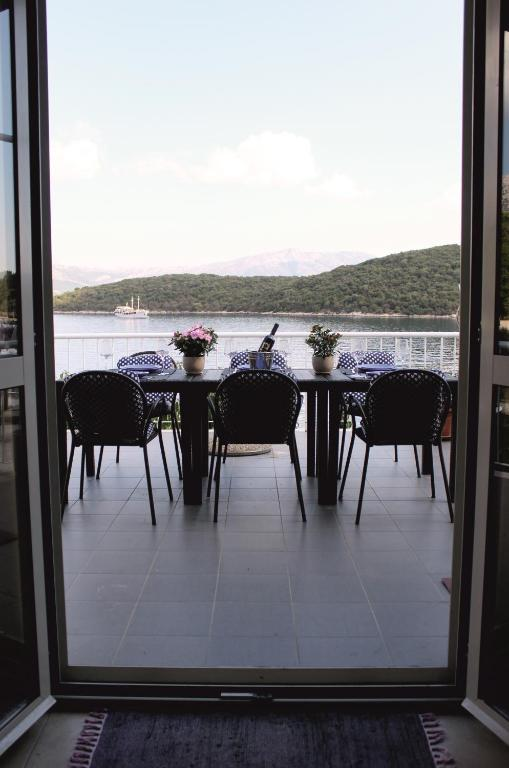 Large terrace Apartments