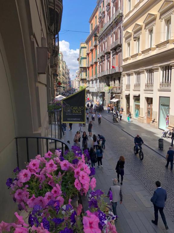 Caruso Place Boutique Wellness Suites Napoli Prezzi