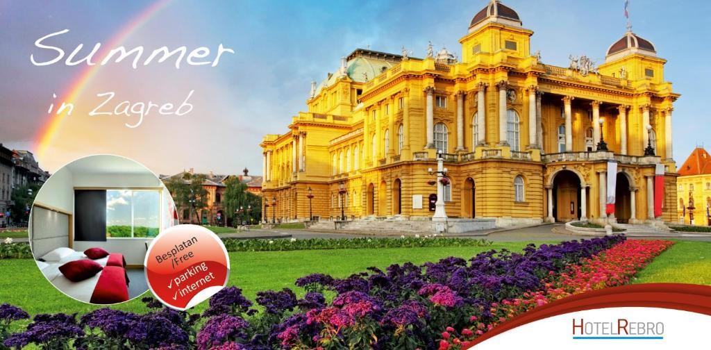 Hotel Rebro Zagreb Nove Cijene Za 2020