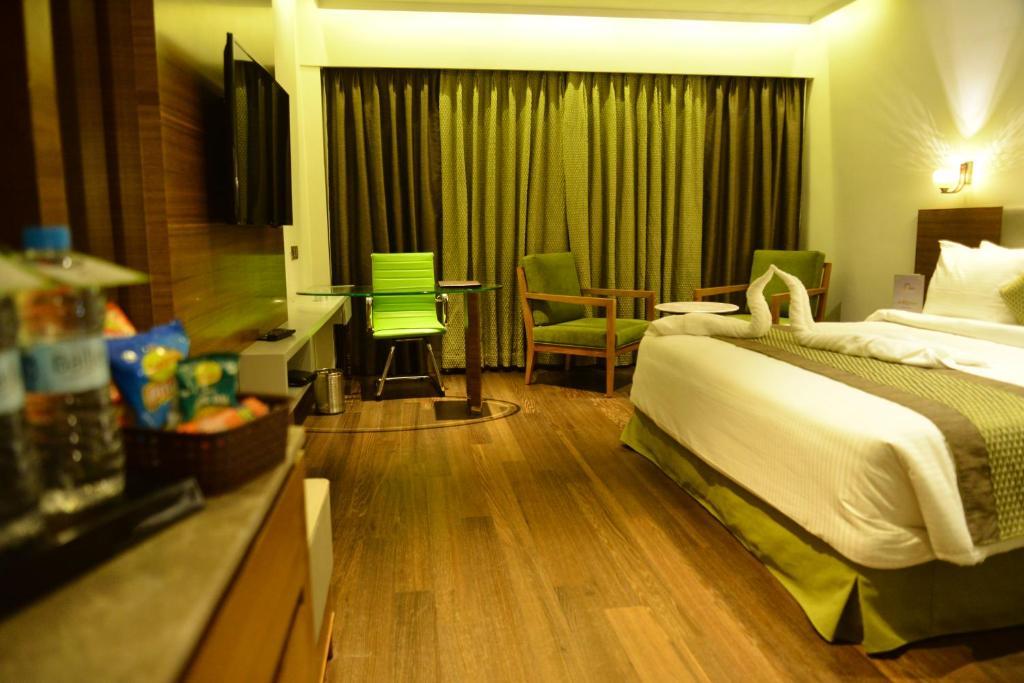 Hotel Pride Madhava