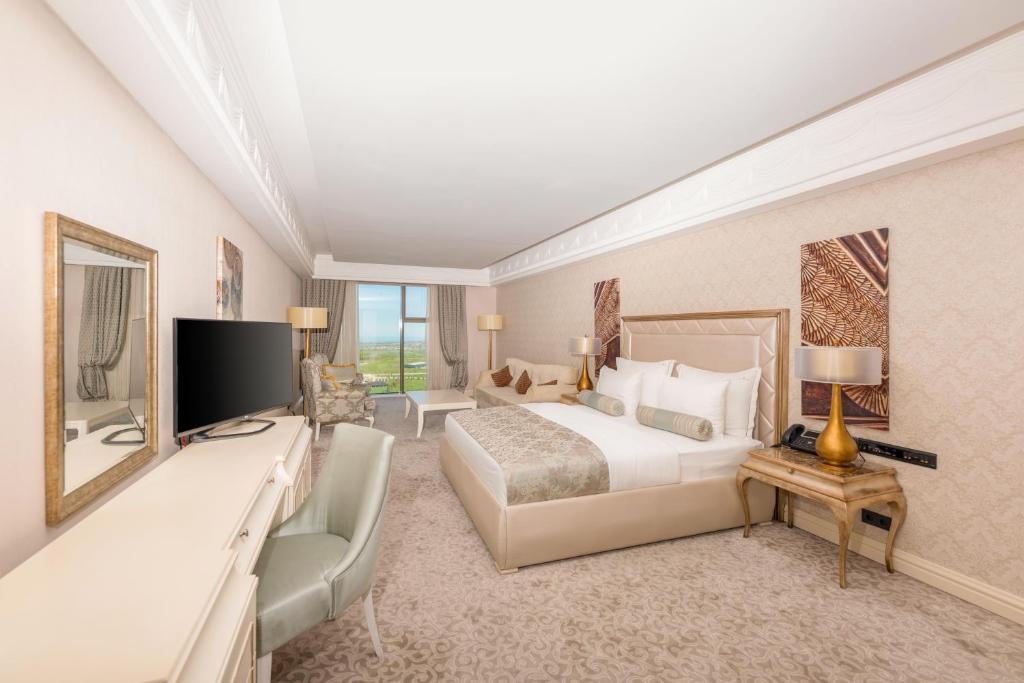 غرفة في فندق كوبا بلاس