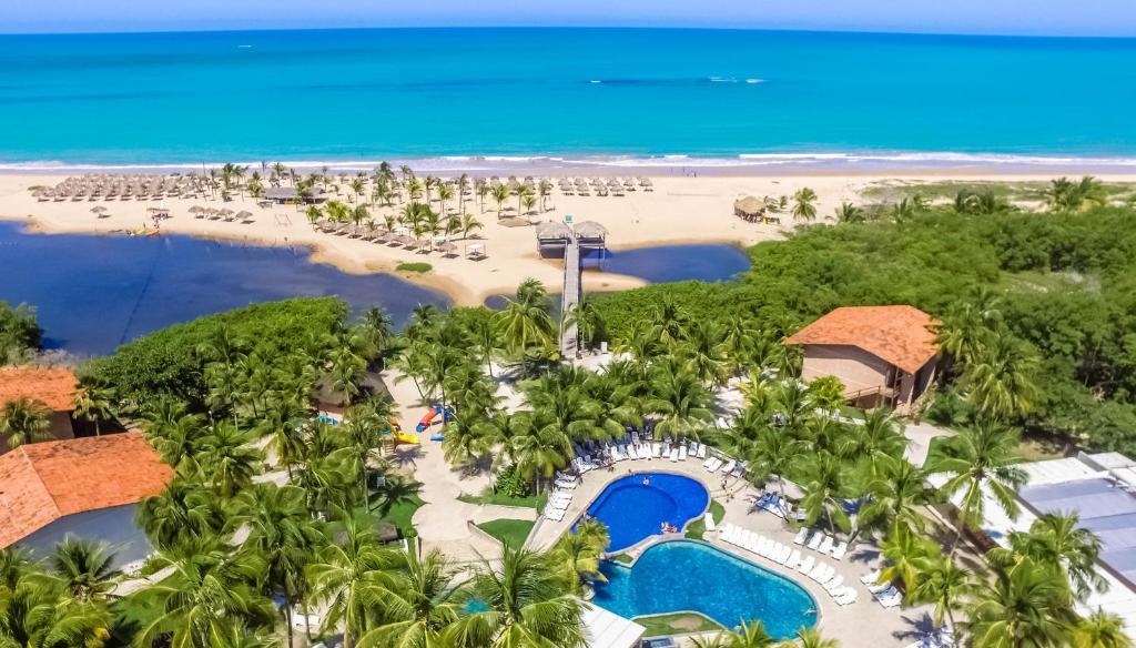 A bird's-eye view of Pratagy Beach - All Inclusive Resort - Wyndham