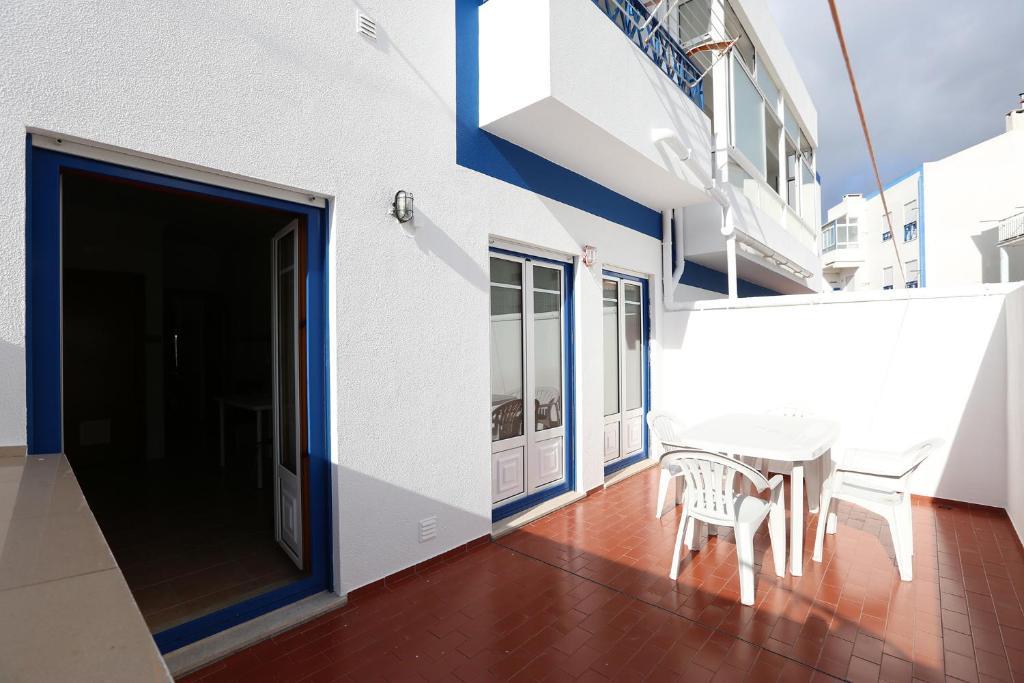 A balcony or terrace at Miradoro Braz
