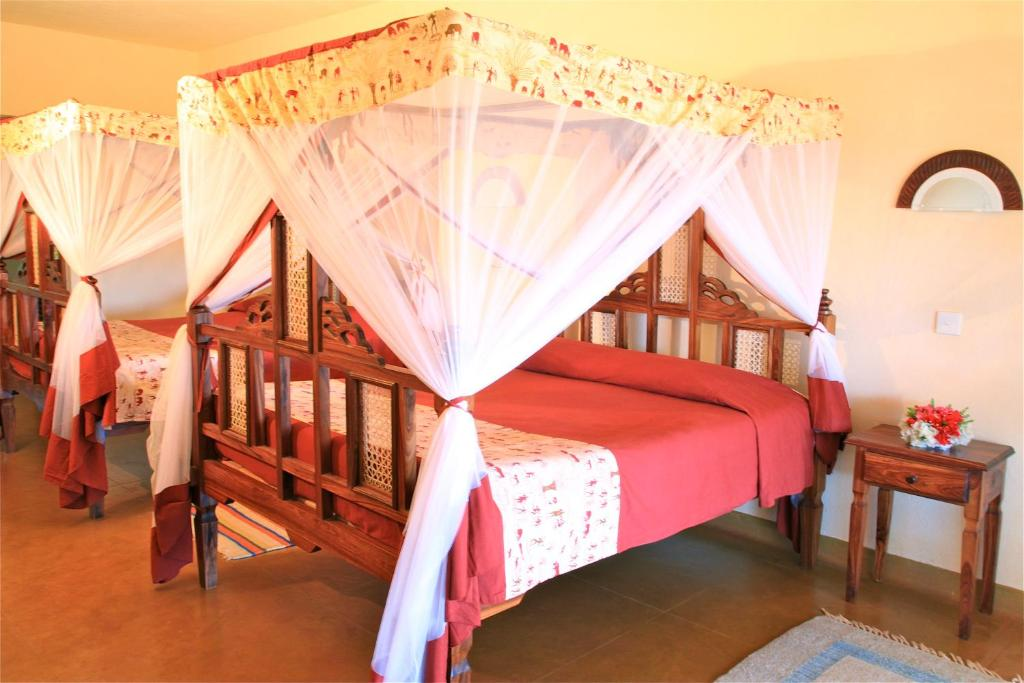 Voi Wildlife Lodge, Kenya - Booking.com