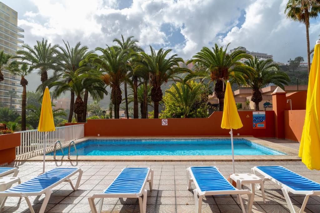 Trianflor Apartments Alta, Puerto de la Cruz, Spain ...