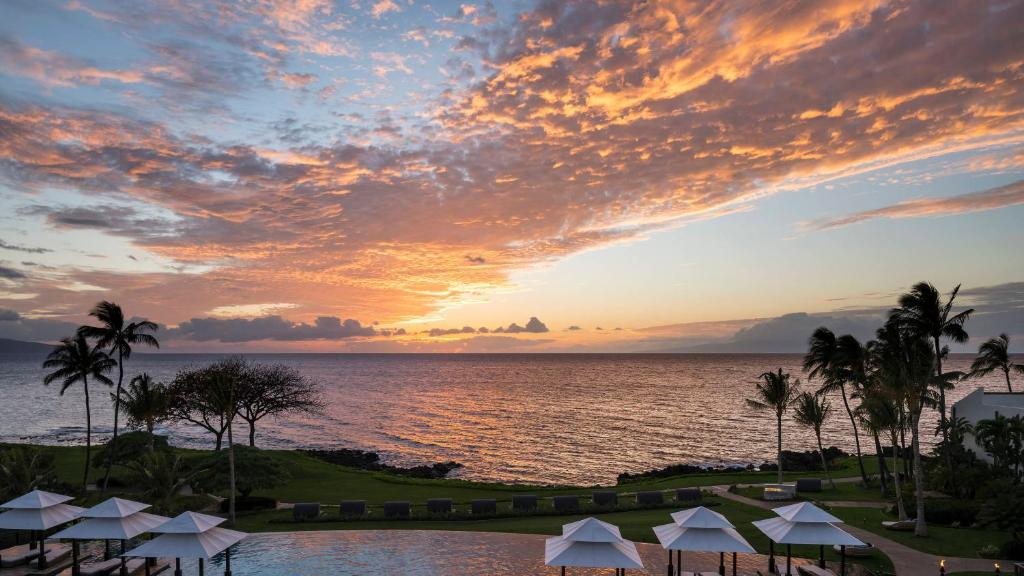 Resort Wailea Beach Marriott Hi