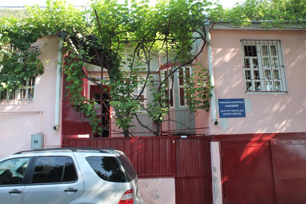 Hostel Old City Sololaki