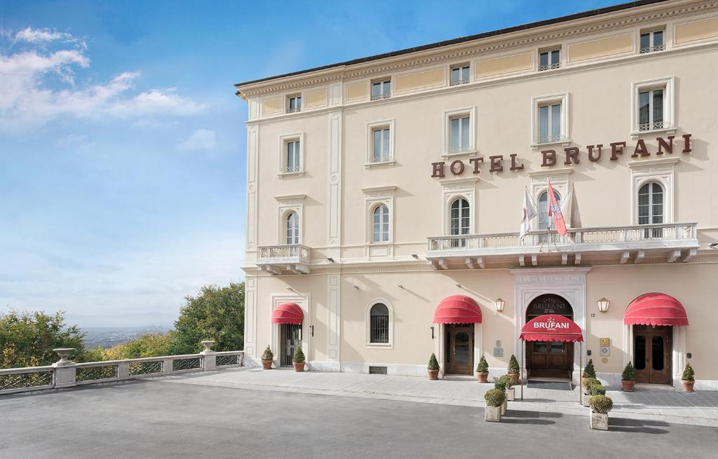 Hotel Sina Brufani Perugia Italy Booking Com