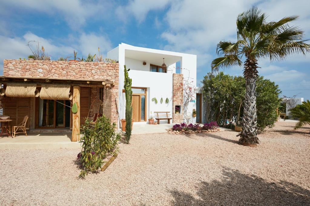 Appartement Can Tres Formentera (Spanje Playa Migjorn ...
