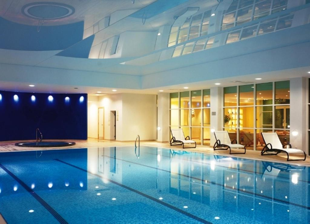 The swimming pool at or near Regency Park Hotel
