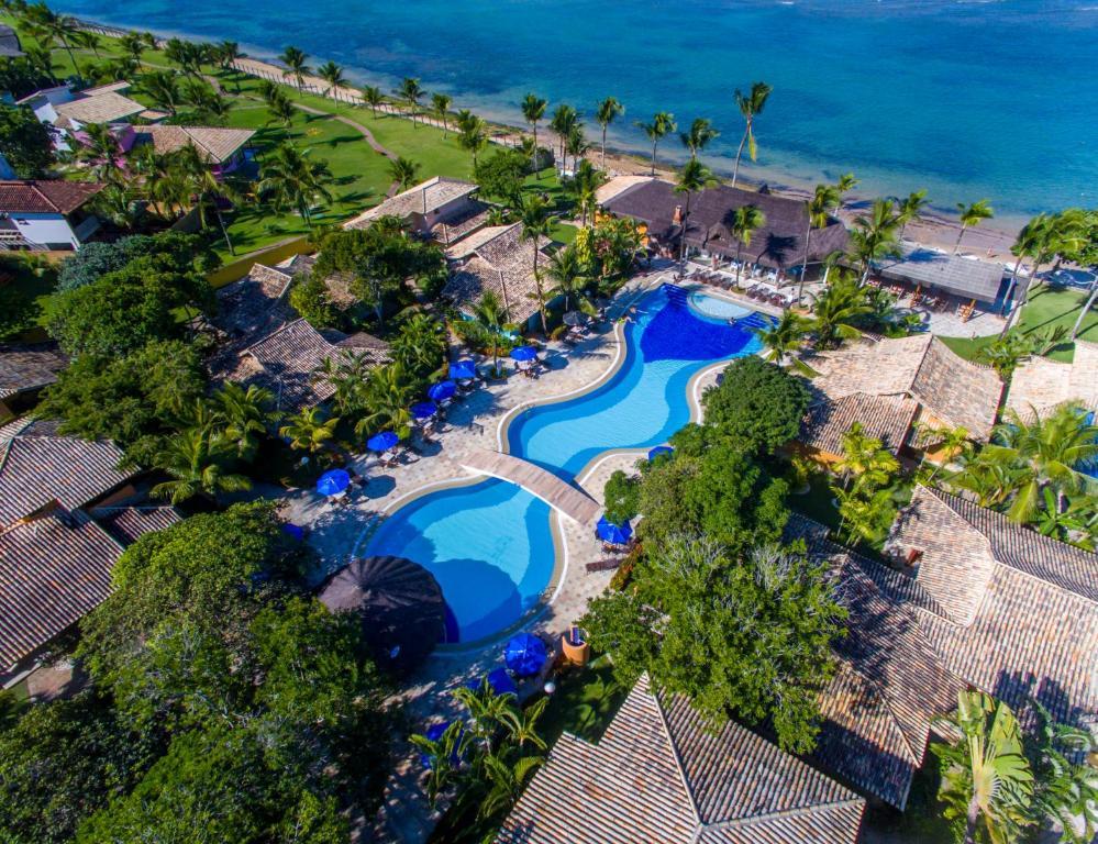 A bird's-eye view of Mar Paraíso Hotel