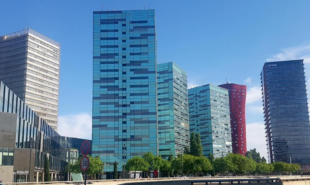 Departamento Plaza Europa Fira Gran Via (España LHospitalet ...