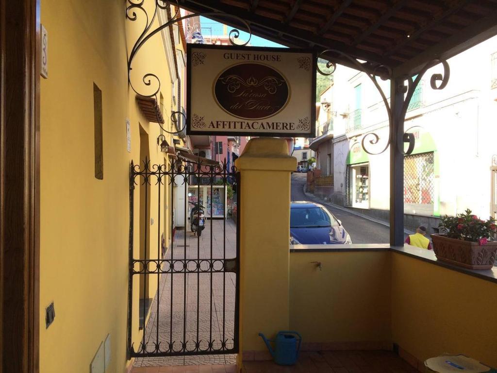 Affittacamere La Casa Del Duca Italia Vico Equense