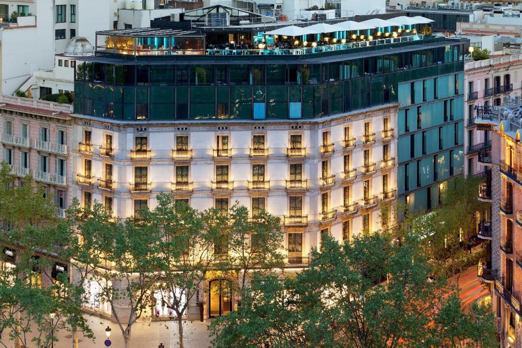 Hotel Condes De Barcelona Spain Booking Com