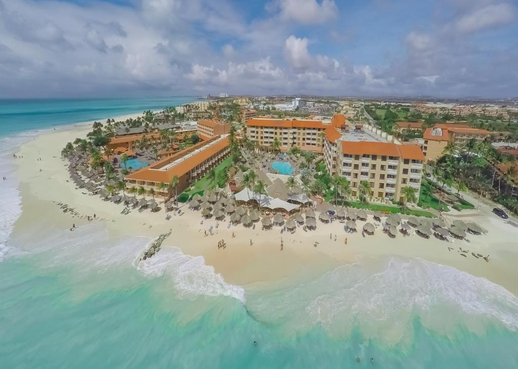 Casa Del Mar Beach Resort Palm Eagle