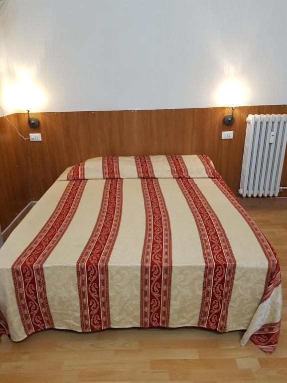 Letto o letti in una camera di Daniele Hostel