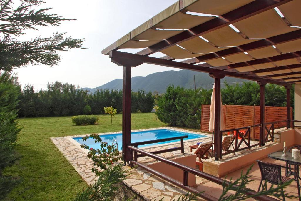 Πισίνα στο ή κοντά στο Echinades Resort