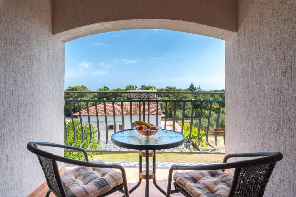 Балкон или терраса в Apartments Villa Tre Marie