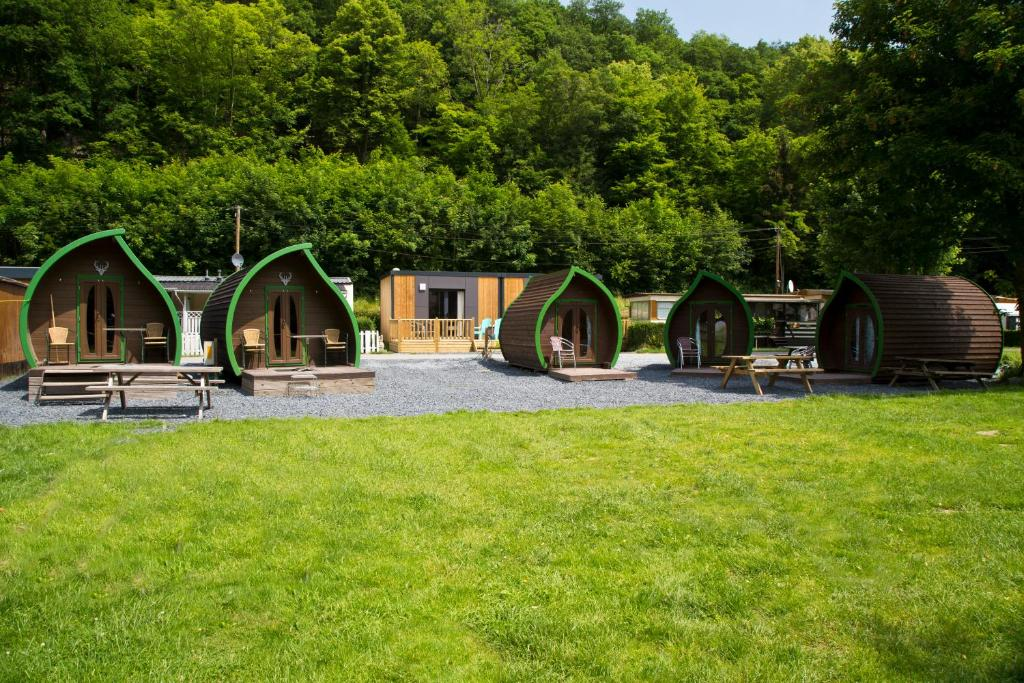 Camping Relax Stoelen.Campground Leaf Dirbach Luxembourg Booking Com