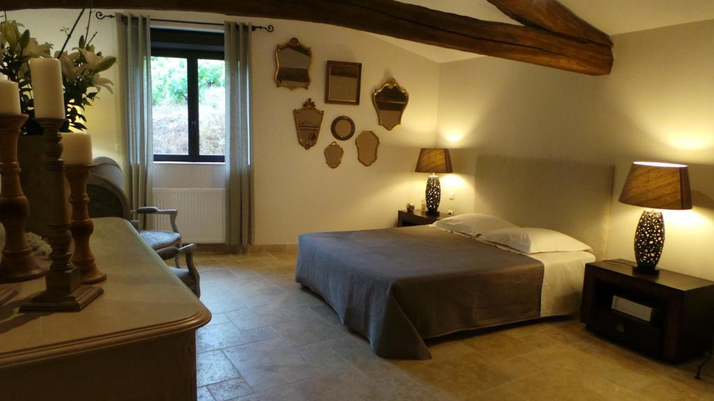 Bed And Breakfast Le Balcon Du Fêtre Chiroubles France