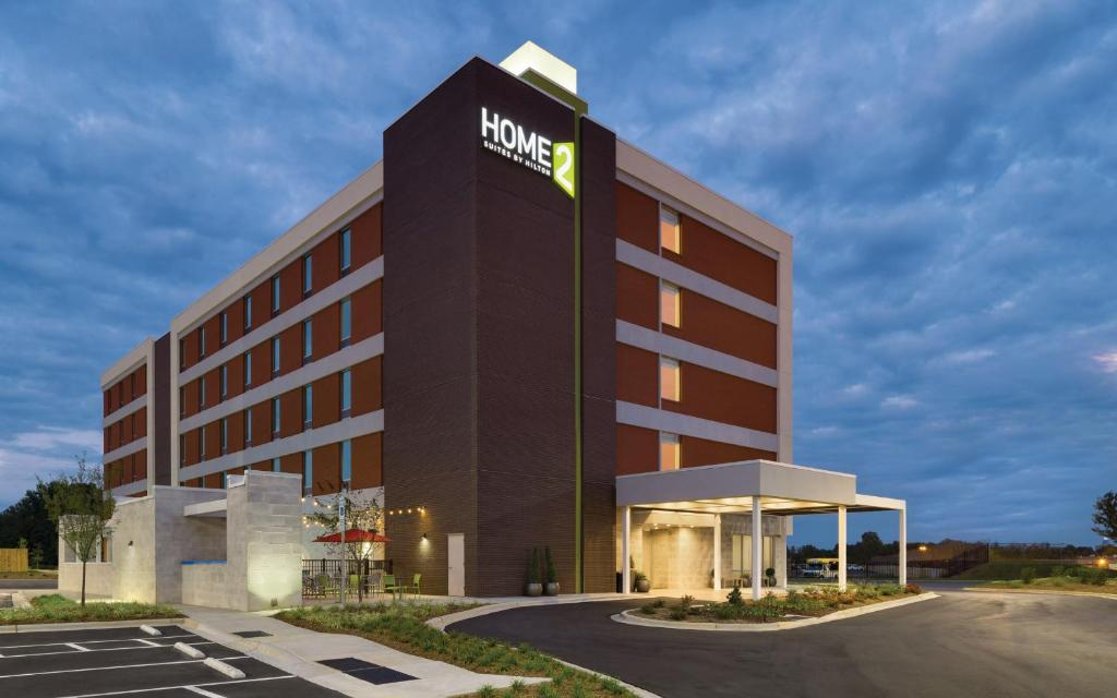Home2Suites by Hilton Charlotte Airport.