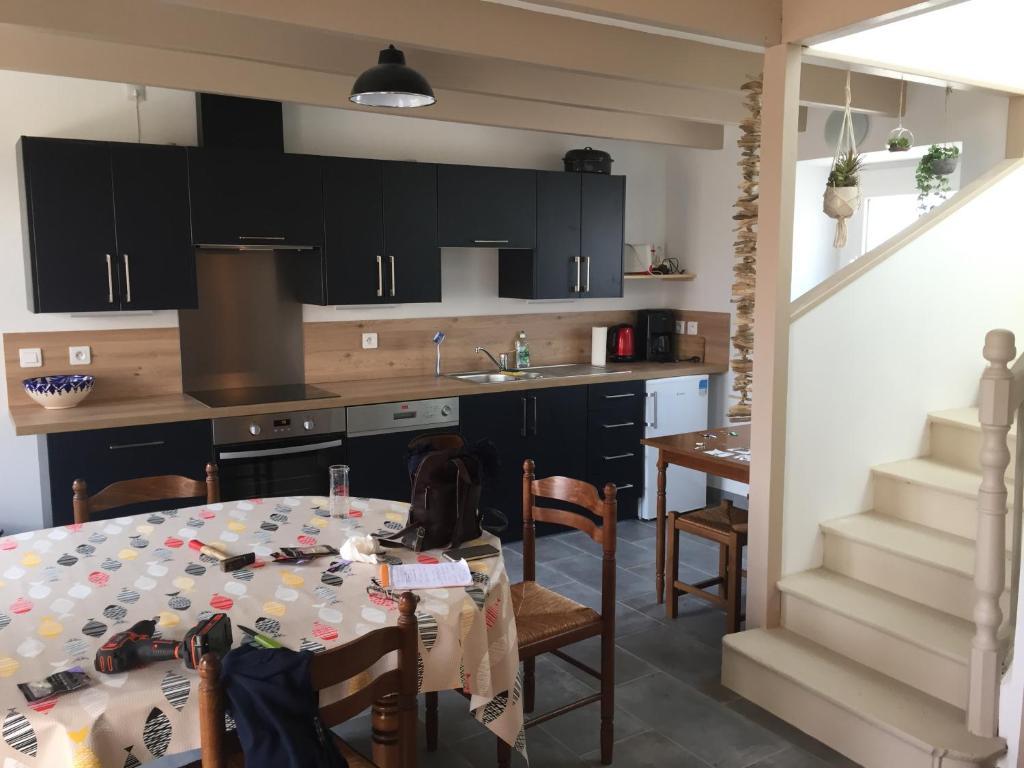 Ferienhaus Maison de charme kertugal (Frankreich Saint-Quay ...