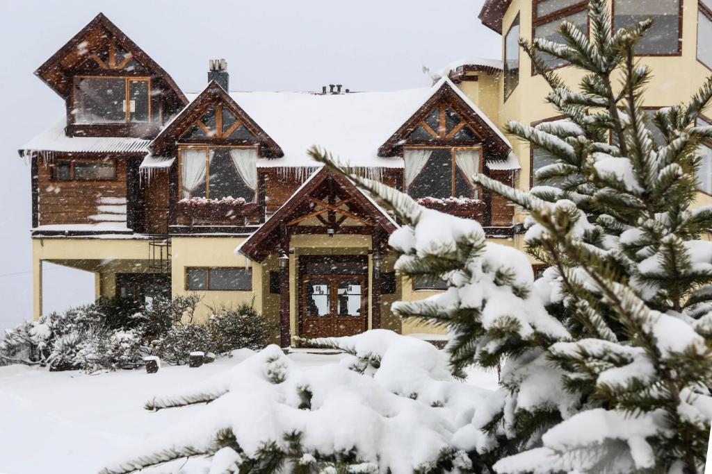 Tierra de Leyendas durante o inverno