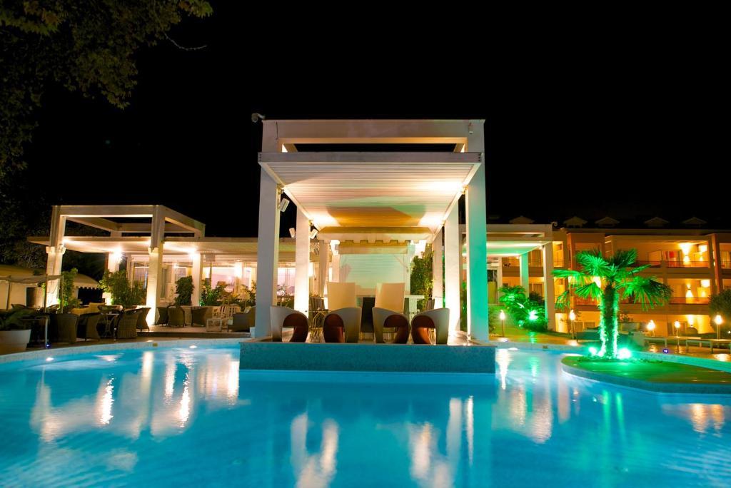 Πισίνα στο ή κοντά στο Litohoro Olympus Resort Villas & Spa