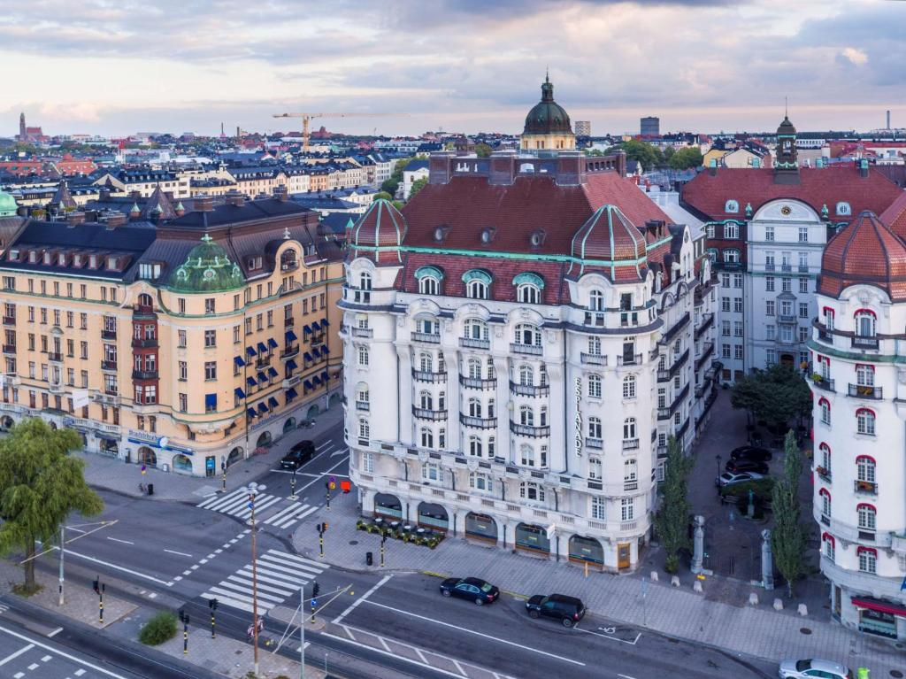 Apgyvendinimo įstaigos Hotel Esplanade; Sure Hotel Collection by Best Western vaizdas iš viršaus