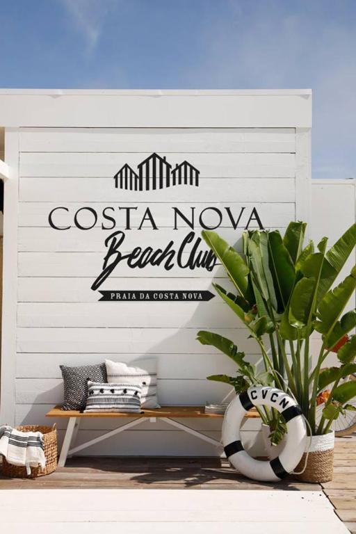 Pleasant Costa Nova Marina Apartment Portugal Booking Com Theyellowbook Wood Chair Design Ideas Theyellowbookinfo
