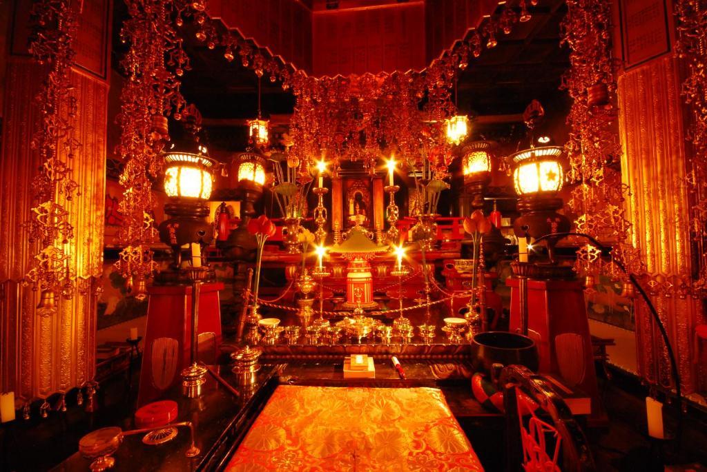 Restoran atau tempat makan lain di Koyasan Saizenin