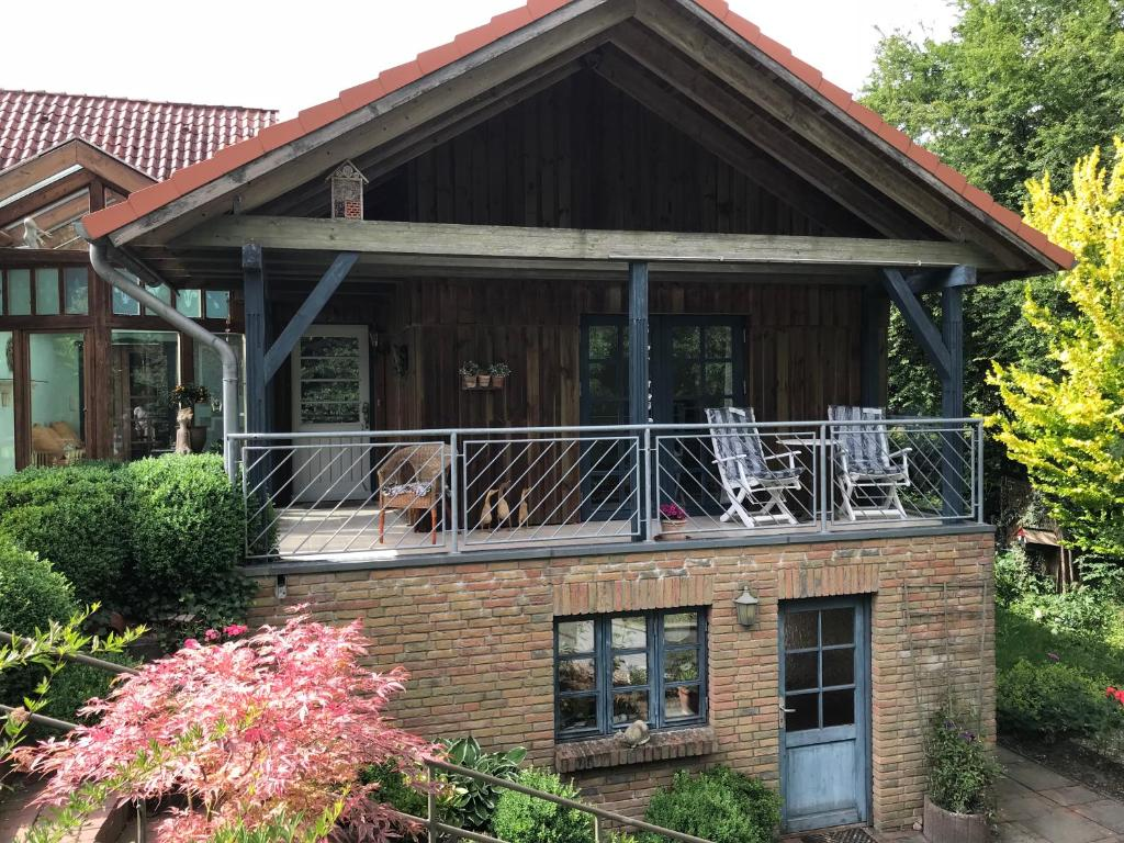 Apartment Schirnaublick am Nord Ostsee Kanal