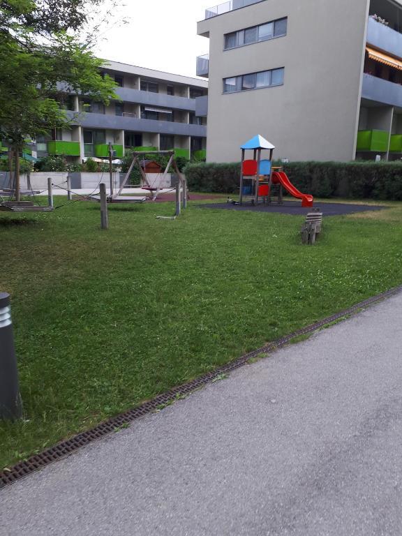Children's play area at Wohnung Donauzentrum - Nähe zu Vienna International Center