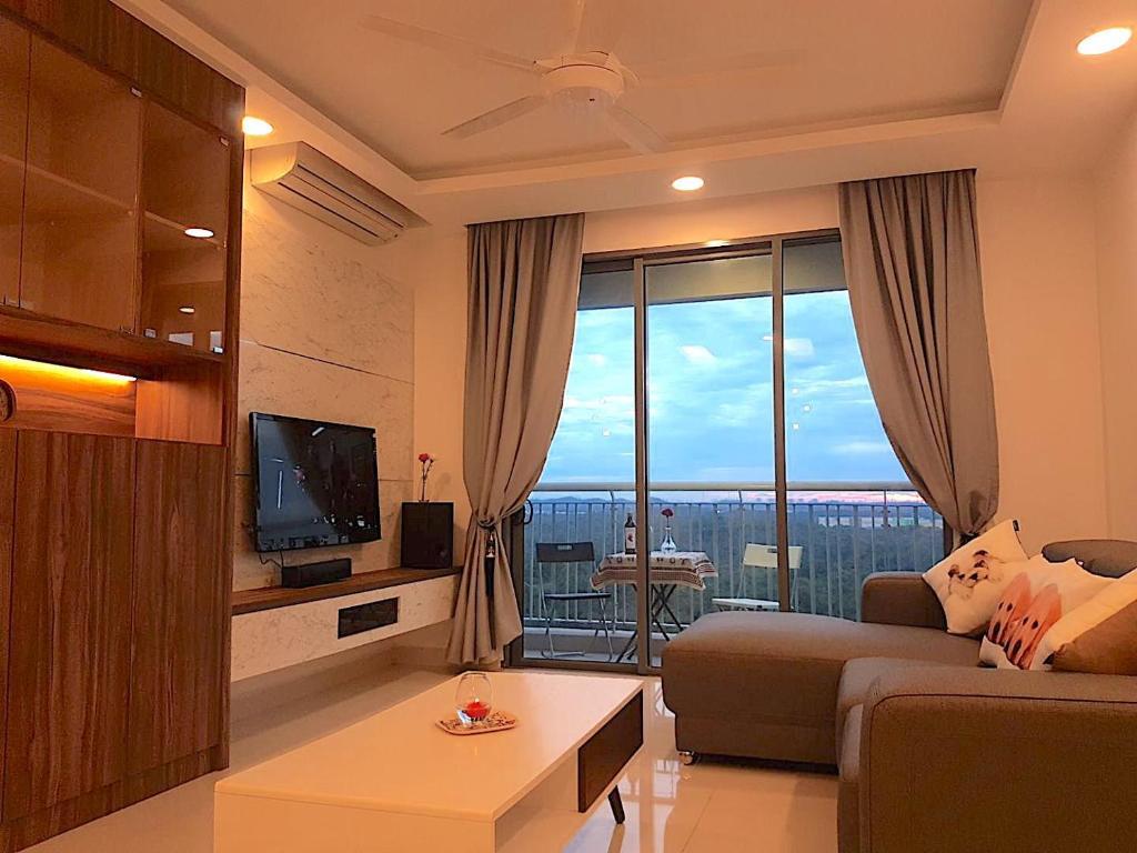 Johor Malaysia Teega Suites Puteri Harbour Condo 4607