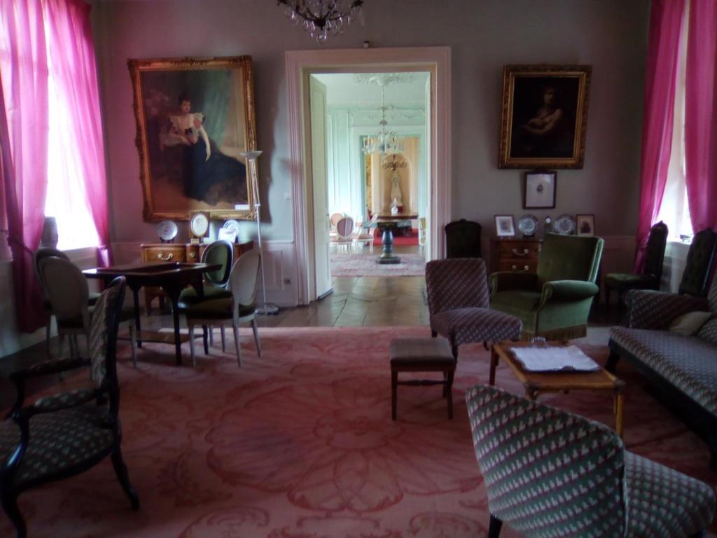 Chambres d'hôtes du Château de Grand Rullecourt