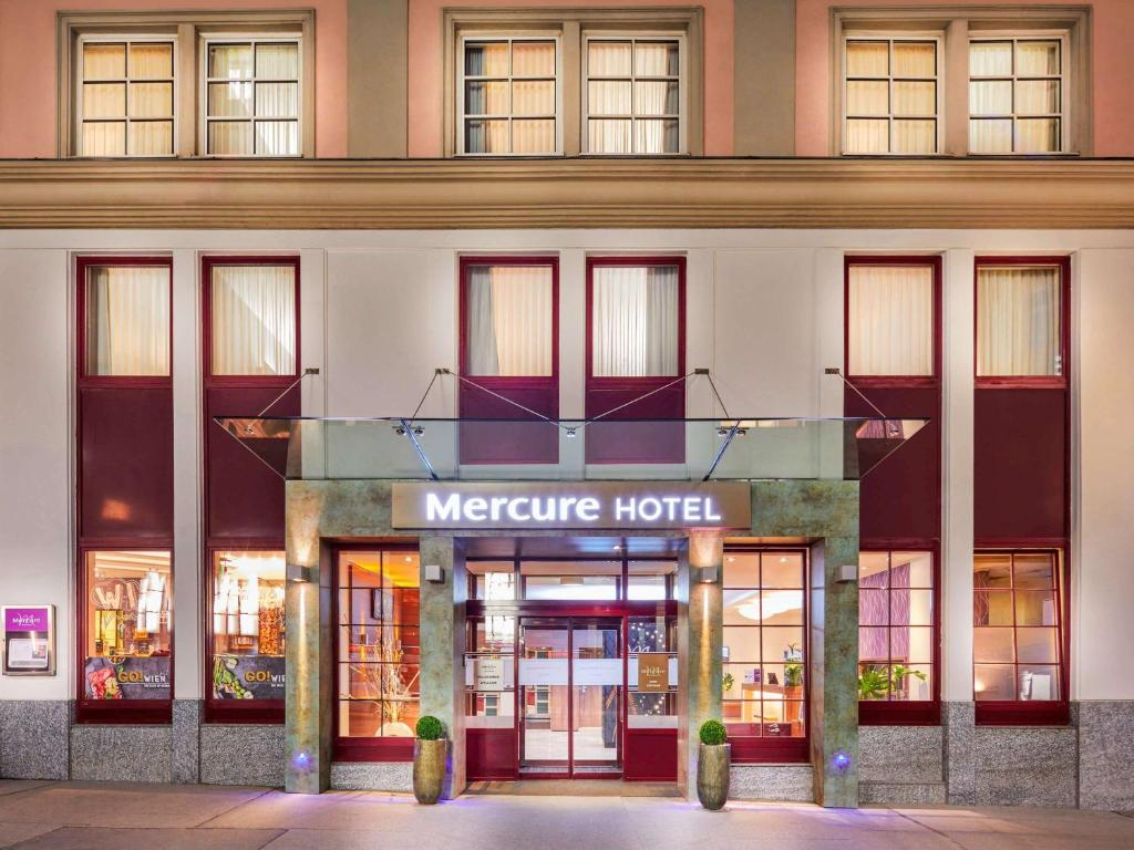 Mercure Wien Zentrum Wien Paivitetyt Vuoden 2020 Hinnat