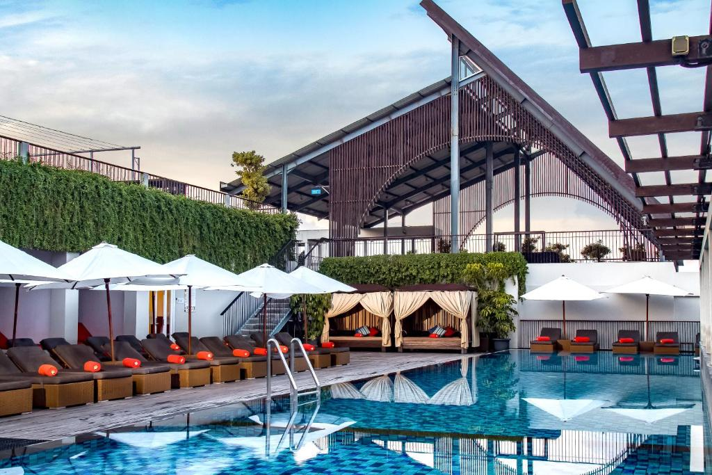The swimming pool at or near The ONE Legian