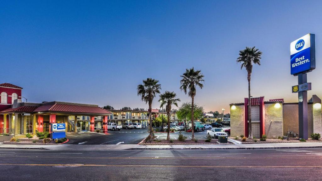 Hotel Desert Villa Inn Barstow Ca